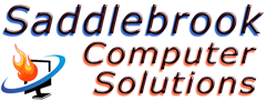 Saddlebrook Computer Solutions Logo